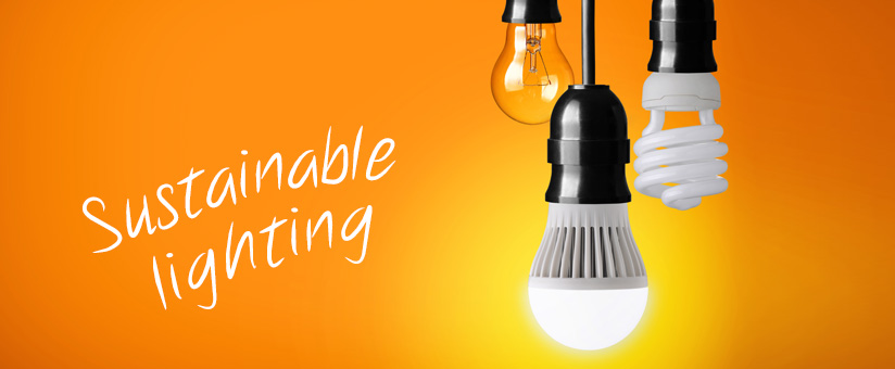 Sustainable lighting