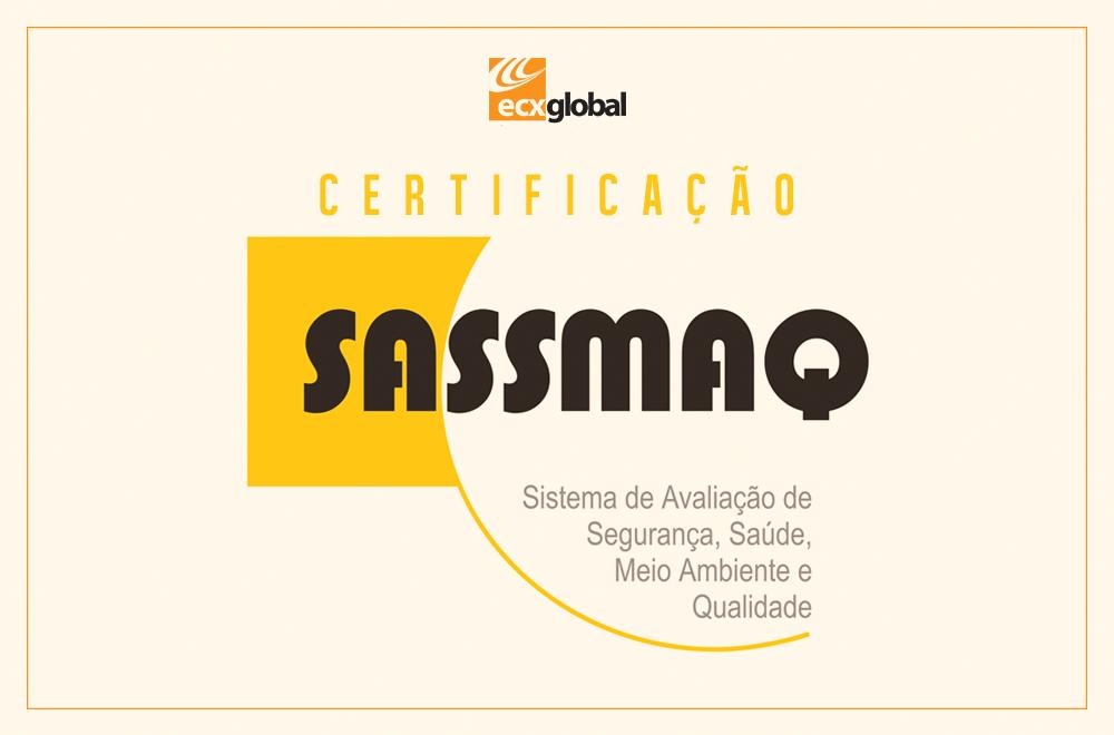 Certificação SASSMAQ
